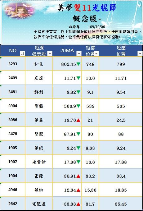 1091112美夢冠軍-股市+MSCI調整_14