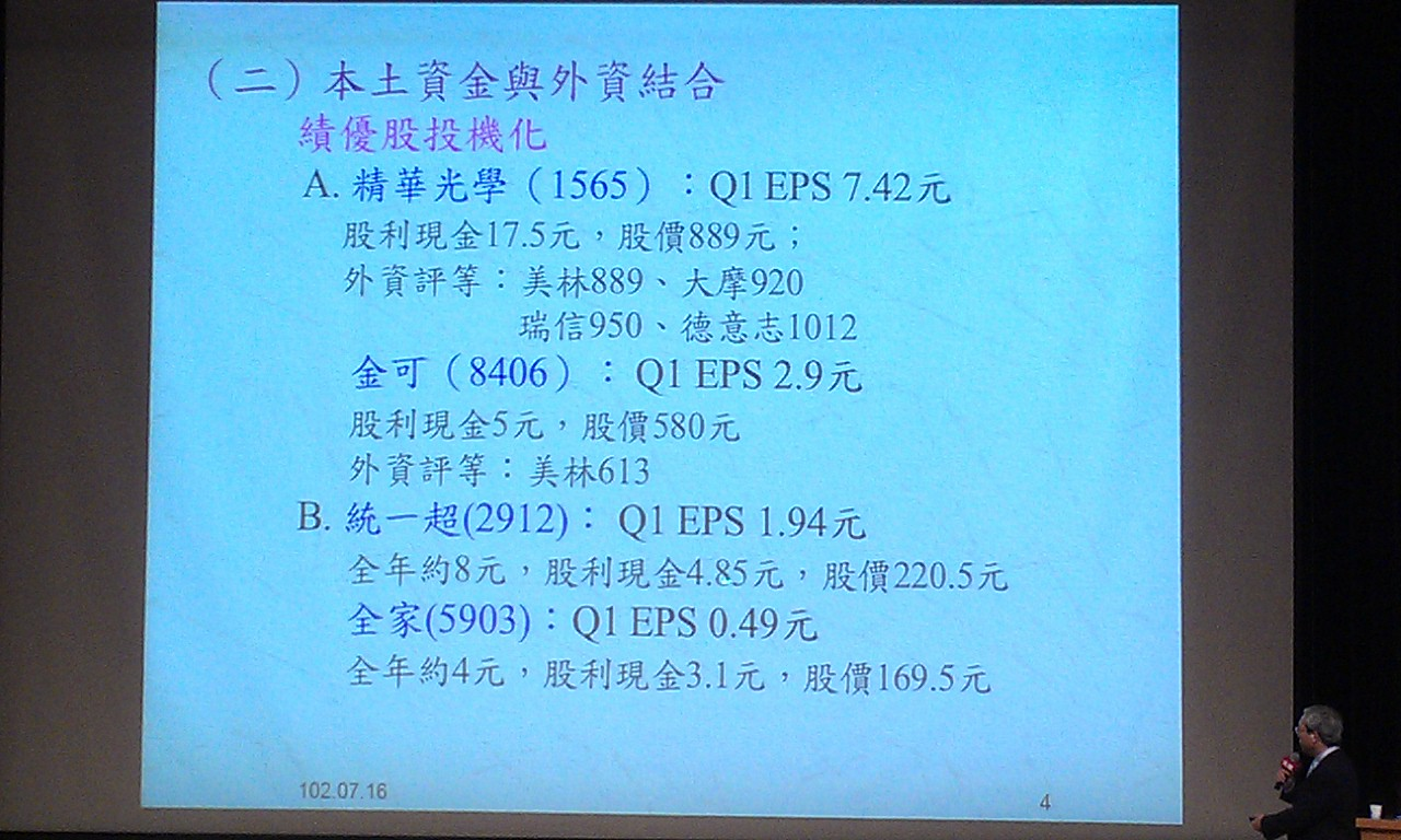 7/16 謝金河 台股下半年 演講圖片分享(1)勿追高個股_06