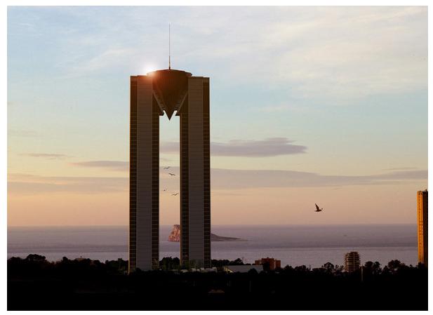悲劇!西班牙摩天大樓忘了重設計電梯 已經蓋好94%… _02