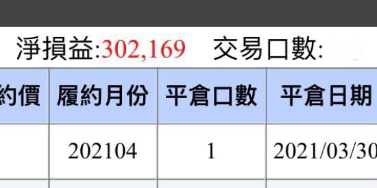 03月30日~~~奧丁期貨當沖學院~~~小確幸!!!_04