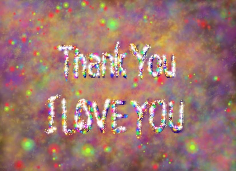 [太極] 6/13 Merci, Je t'aime.