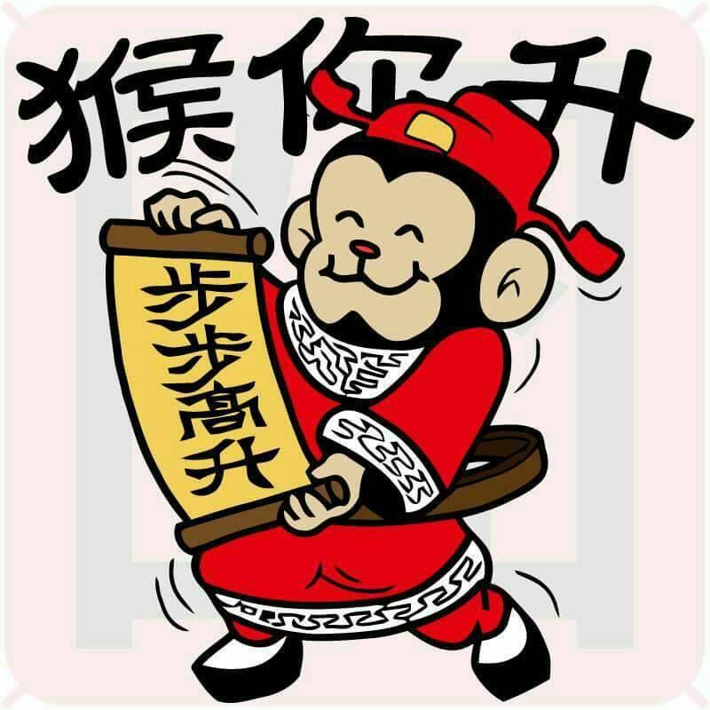 猴年行大運操作猴腮雷唷!_04