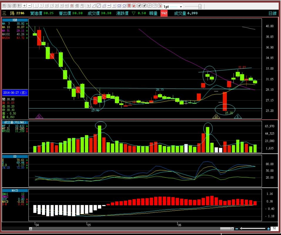 06-30 盤前,各股新標的介紹,及各股追蹤報_03