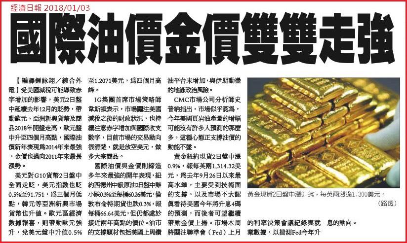 金新聞0103-選擇權周結算、金價創三個月新高。_08