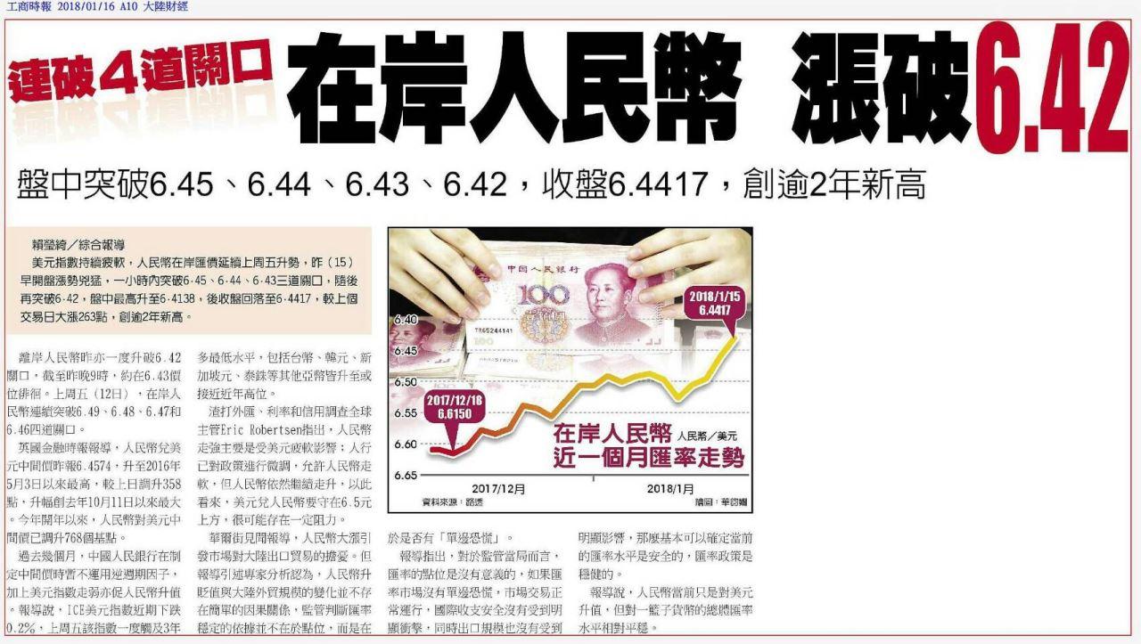 金新聞0116-非美貨幣狂歡,美指吹響90保衛戰。_08