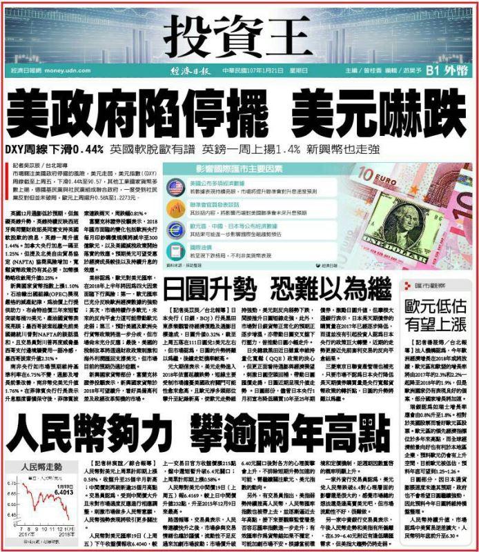 金新聞0122-本周日本、歐銀利率決議。_06