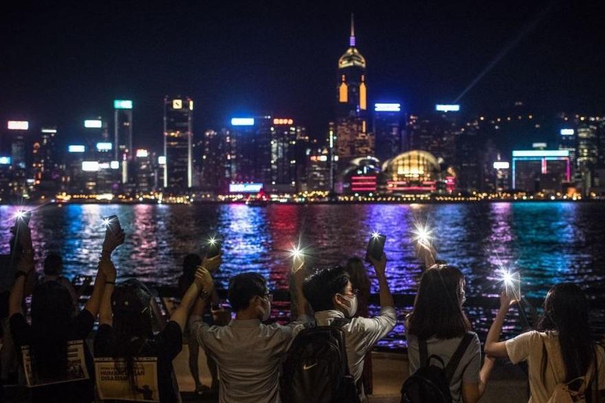 香港示威加劇,國際股多方表態!?9/1奔跑吧權證!週盤勢分析~