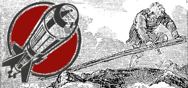 『古希臘的天才科學家,撐起地球的支點』何謂槓桿?