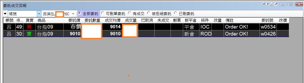 台指期當沖程式(2016 08 25)