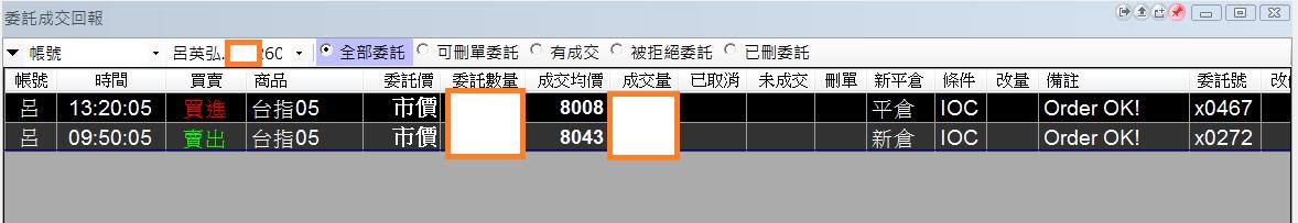台指期當沖程式(2016 05 13)