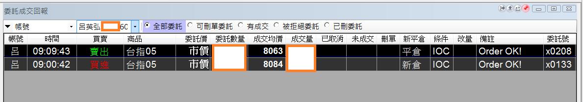 台指期當沖程式(2016 05 18)