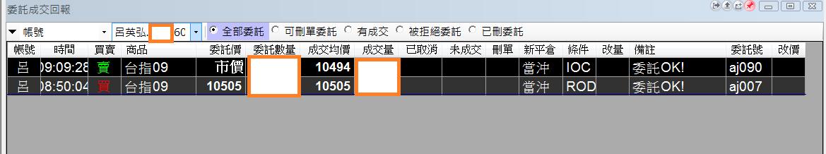 台指當沖程式V2.0績效( 2017 09 14)