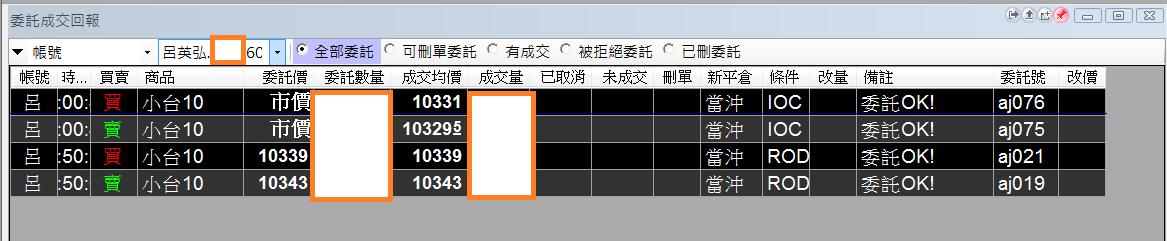 台指當沖程式V2.0與 V1.0當沖程式績效( 2017 09 28)
