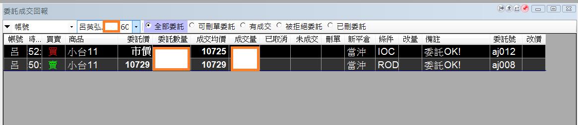 台指當沖程式V2.0績效( 2017 10 24)