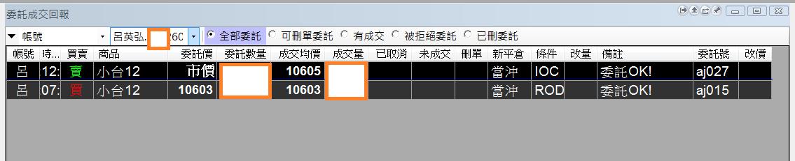 台指當沖程式V2.0績效( 2017 12 04)