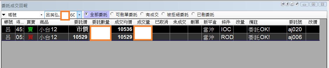 台指當沖程式V2.0績效( 2017 12 06)