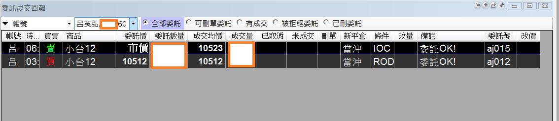 台指當沖程式V1.0績效( 2017 12 14)