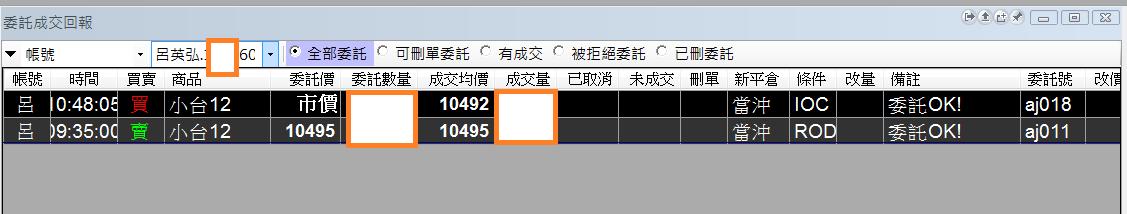 台指當沖程式V1.0績效( 2017 12 20)