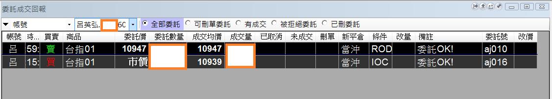 台指當沖程式V1.0績效( 2018 01 15 )