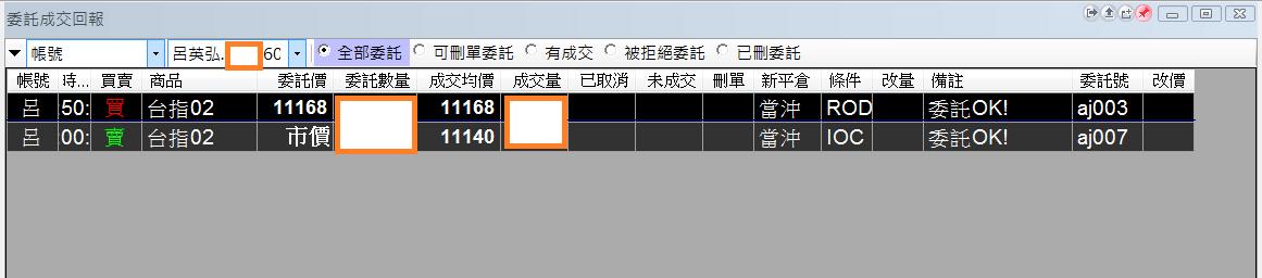 台指當沖程式V1.0績效( 2018 01 26)