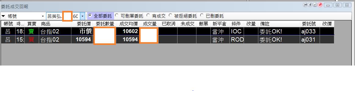 台指當沖程式V1.0績效( 2018 02 21)