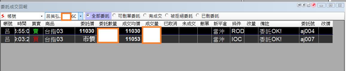 台指當沖程式V1.0績效( 2018 03 21)