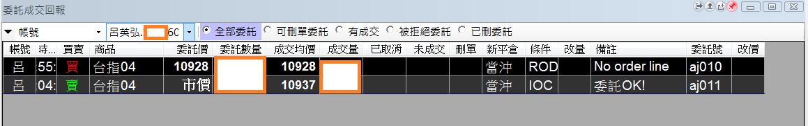 台指當沖程式V1.0績效( 2018 04 02)