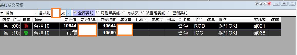 台指當沖程式V2.0及V4.0績效( 2018 10 05 )