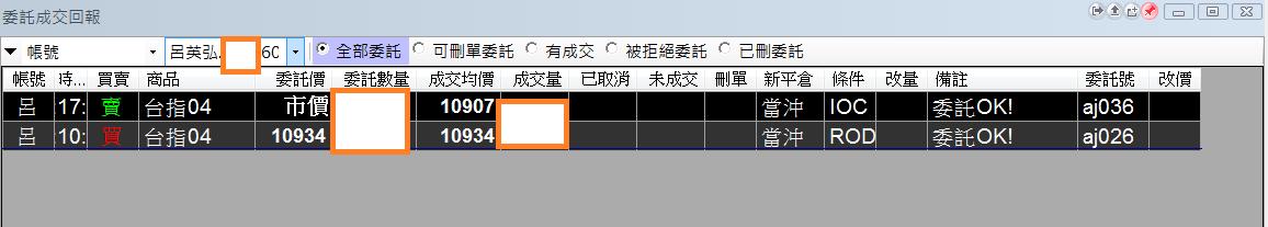 台指當沖程式V1.0績效( 2018 04 17)