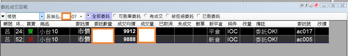 台指當沖程式V4.0績效( 2018 10 15 )