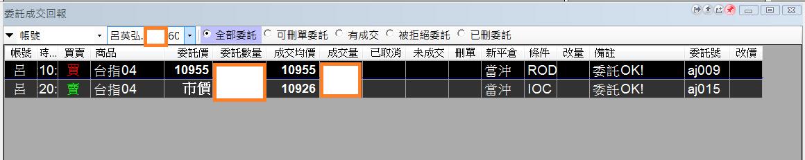 台指當沖程式V1.0績效( 2018 04 16)
