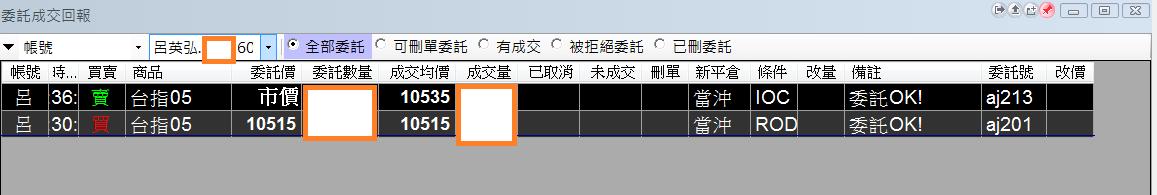 台指當沖程式V1.0績效( 2018 05 03)