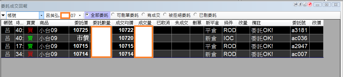台指當沖程式V4.0績效( 2018 09 12 )