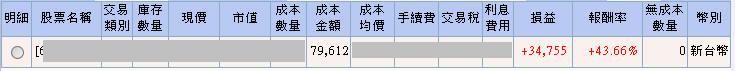 三天獲利44%(附上對帳單)_03