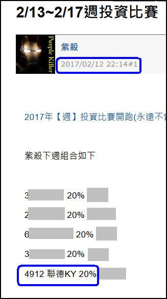 【週組合第一檔】4912 聯德控,率先亮燈(已經噴出40%)