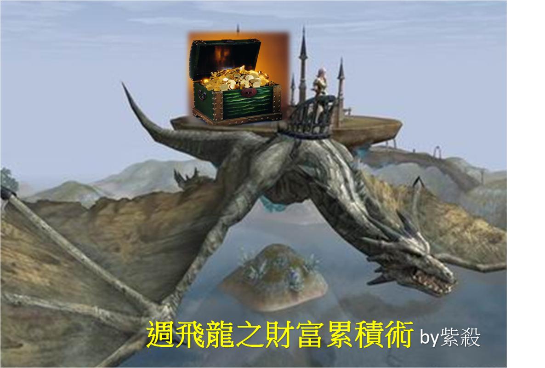 【週飛龍】之財富累積術