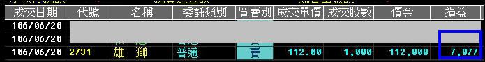 [恭喜]黑飛舞2731雄獅噴出補血!_02