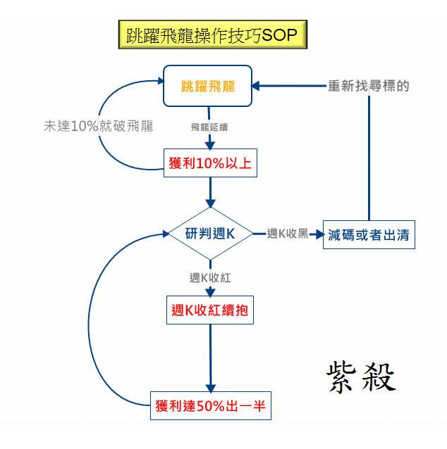 【跳躍飛龍】SOP流程圖,8月大跌1400點也能賺_02