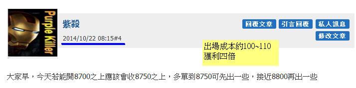 【型態教學】:10/22 大盤看法_02